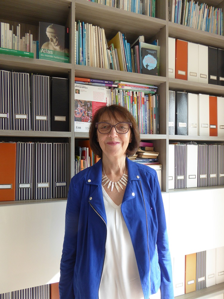 Michèle Doerflinger, Coordinatrice Pédagogique Fondation