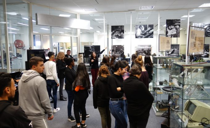 Visite Lycée Pardailhan (15)