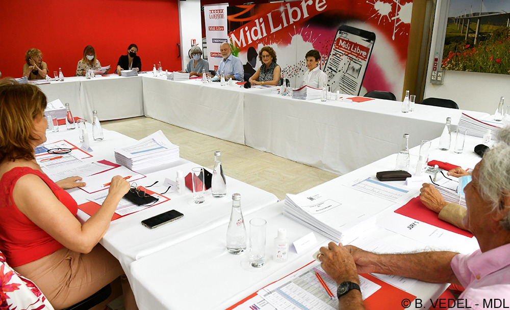 Pré-sélections Bourses Actives Montpellier 2021